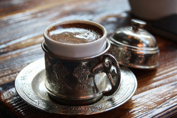 Café turco, Jorge Cancela, abril de 2012