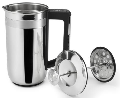 Cafeteira de pressão da KitchenAid
