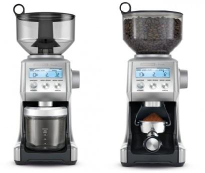 Moedor de café Tramontina by Breville, equipamento sofisticado para quem não abre mão de um cafezinho impecável feito em casa