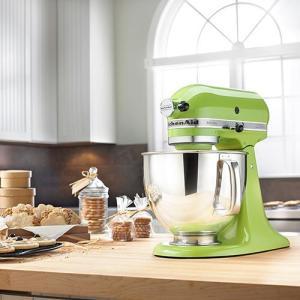 Batedeira KitchenAid Stand Mixer Green Apple, R$ 2.374,05 na Amercanas, aqui