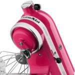 Batedeira Planetária Kitchenaid Stand Mixer Cranberry Rosa, R$ 2.499 no Walmart, aqui