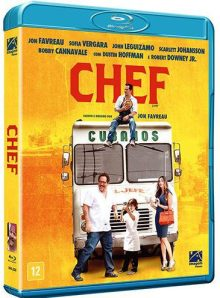 Blu-ray do filme Chef, R$ 41,99 na Americanas, aqui, e no Submarino, aqui