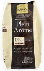 Pacote de 1 quilo de chocolate Callebaut Plein Arome