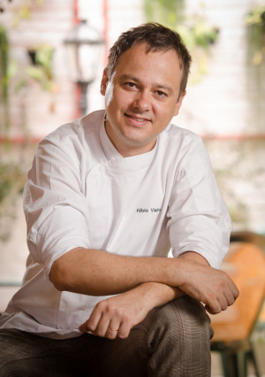 Chef Fábio Vieira, do restaurante Micaela