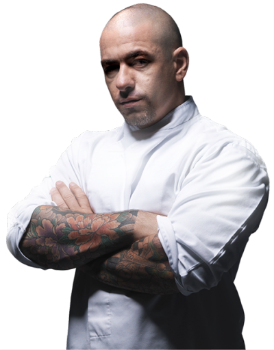 Henrique Fogaça, chef e dono do Sal Gastronomia