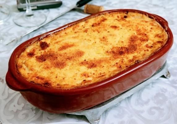 Mussaka, prato típico da gastronomia grega
